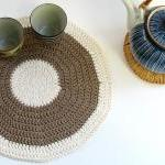 Woodland placemat - Hemp se..